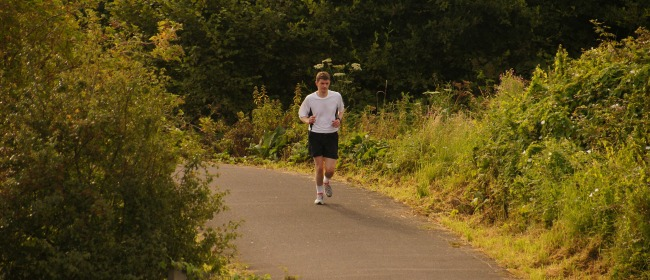 Running Trails!