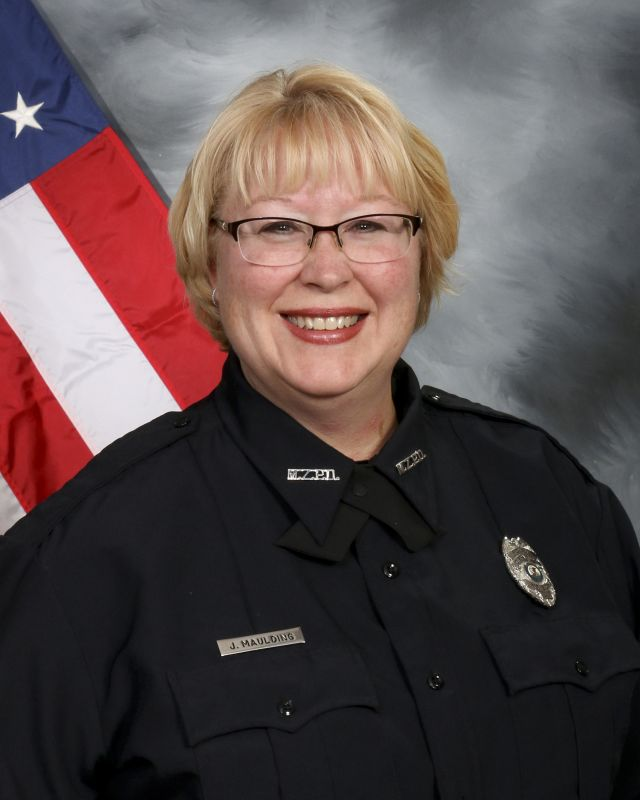 Dispatcher Joann Maulding